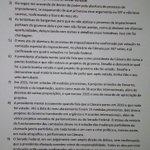 Nota de Eduardo Cunha em relação ao depoimento da presidente afastada Dilma Rousseff. https://t.co/5PPX5tsDRr https://t.co/PpQLsHZkHl