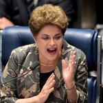 Golpe, injusticia, resistencia: el firme discurso de Dilma Rousseff https://t.co/cOSoRJhti6 #TN7 https://t.co/CZy5WtKJgF