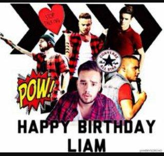 Happy Birthday Liam Payne!!