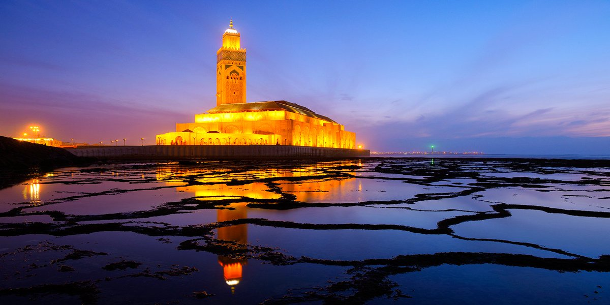 Nonstop flights to Casablanca from Dulles International via @RAM_Maroc, starting 9/8: