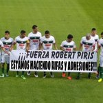 El Apoyo del plantel de Rubio Ñu a Robert Piris después de la demanda no se hizo esperar https://t.co/mdJhGLyfIR