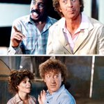 Somewhere in heaven... Gene Wilder, Gilda Radner and Richard Pryor are having quite the party right now. https://t.co/S0Bx8QTQ03