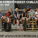 Za 3 sep • Urban Streethockey Challenge • een parkeerterrein #Schiedam @hc_schiedam https://t.co/3MISOghPOa https://t.co/azxXOAZCwk