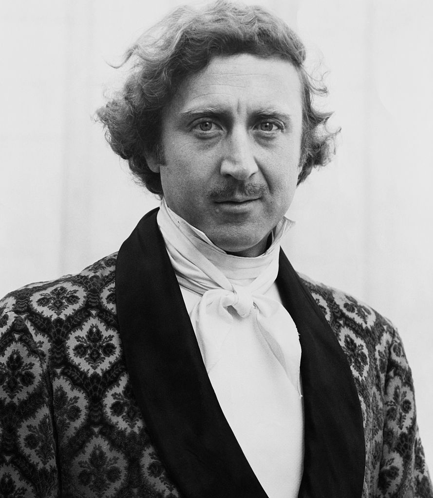 """On stage or in the movies I could do whatever I wanted to. I was free."" — Gene Wilder #RIP https://t.co/Vmql2CQj2t"