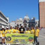 AMINATICS MEET AT VENICE ITALY @AMInaticsOFC @Cutiemillie74 @Ed70Diaz @CatherineEstan1 #ALDUBWaitingForYES https://t.co/E2ZDvywdkW