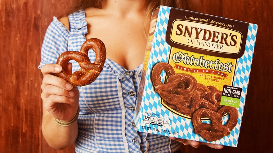 This is how you properly celebrate Oktoberfest. #PretzelsBaby https://t.co/Or5VXuj2G1