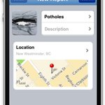 Pothole? Light out? Get it fixed ASAP by reporting it through @SeeClickFix https://t.co/QGUV2ZnqQC #newwest https://t.co/F18IalUlPd