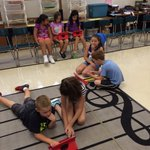 4th grade Reviewing treble clef using our new iPads! #WeAre44 #whs44 https://t.co/CQl0eqxOg4