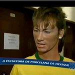 hoje eu to só o neymar de porcelana https://t.co/jBZ67BnAP7