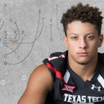 ICYMI: Mahomes dedication to football full time could take Texas Tech to next level https://t.co/LBUsyFAeld https://t.co/ALkyggpIyo