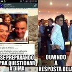Nova e trepidante enquete: Em que Golpista a Dilma bateu mais forte? Vote: https://t.co/3MysRcjEqs https://t.co/Yb0FSnvkgU