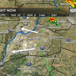 This is the 3rd day in a row that a rush of cool outflow wind from nearby storms has moved through #Louisville. https://t.co/MKgOotiiob
