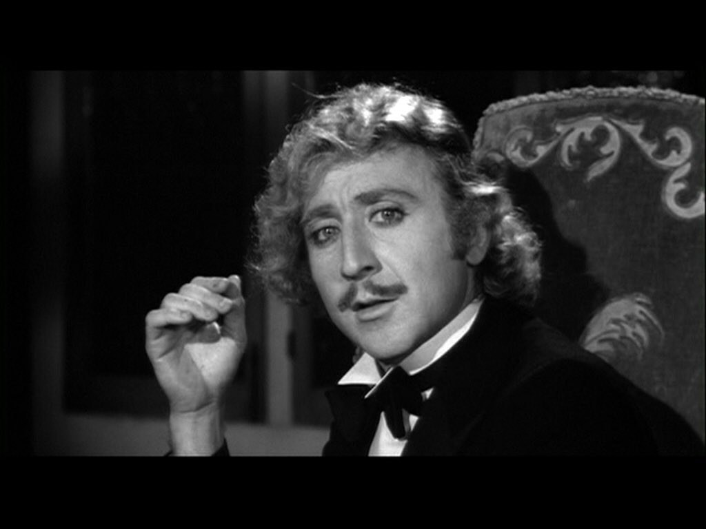 R.I.P. Gene Wilder, an amazing one of a kind performer #genewilder #youngfrankenstein #willywonka https://t.co/KmqqOLsxvS
