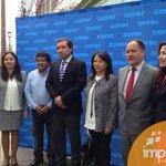 En Impulsa @ZofriOficial y @Corfo firmaron un convenio de colaboración para desarrollo regional #Iquique #Tarapacá https://t.co/IeXUFAX7jm