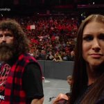 BOTH @RealMickFoley and @StephMcMahon are in SHOCK after @TripleHs actions on #RAW! #UniversalChampionship https://t.co/VEyMWhYkDK