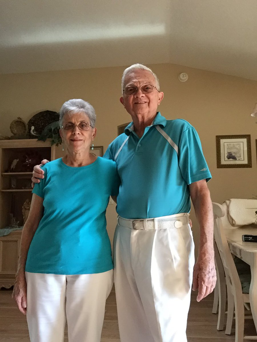 my grandparents have been married for 52 years and they match outfits every day. https://t.co/79nCaNuTuD