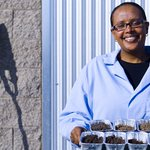 Prof. @aaberhe - the girl who loved learning - now a top soil scientist. via @SallyRideSci   https://t.co/X9tXm7JIgI https://t.co/MTT1EGO0D7