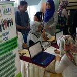 11.44 Sekitar 99 Perusahaan turut serta dalam Job Market Fair (JMF) thn ini. Utk peserta wajib memiliki Kartu Kuning https://t.co/h0Zq2qESk9