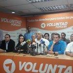.@ChuoTorrealba: Mañana diremos el lugar de encuentro central de todos los caraqueños para la #GranTomaDeCaracas https://t.co/LuYMwFmj71
