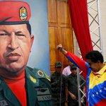 #NicolasTrabajoYPaz . No hay arma más poderosa que un pueblo UNIDO.@NicolasMaduro .@VTVcanal8. https://t.co/dx88h5xK2n