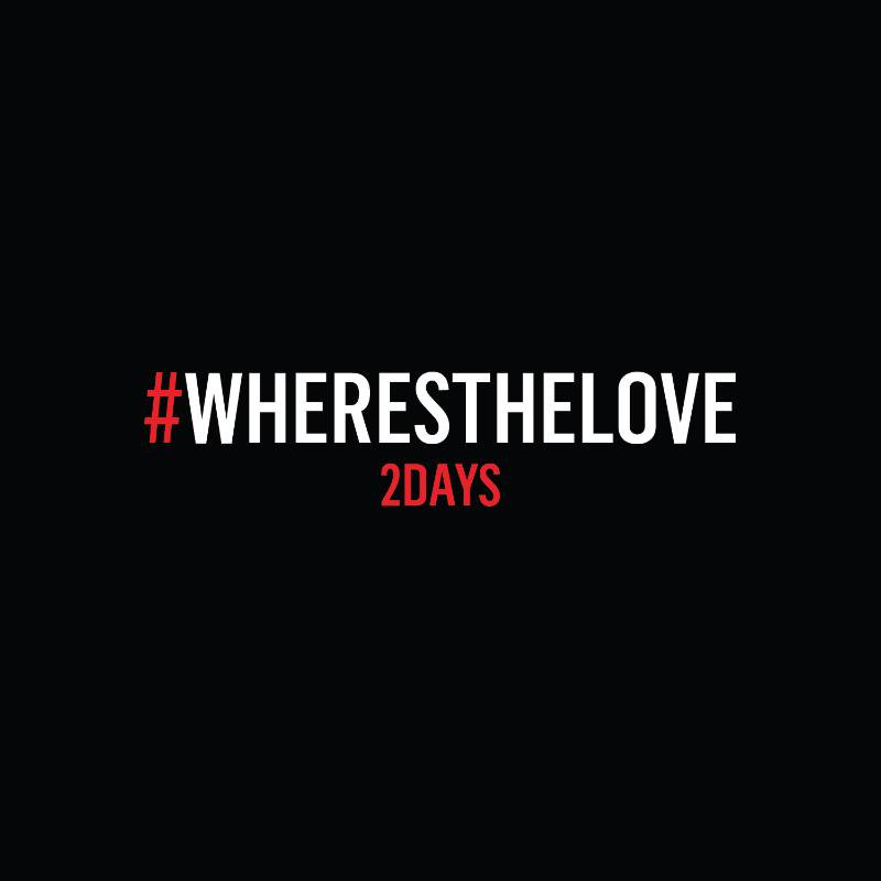 Let your soul gravitate to the love ❤️❤️  2 DAYS https://t.co/UZ4IfRPghL  @BEP #WHERESTHELOVE https://t.co/pznYrTr0LF