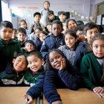 Siete naciones una misma sala: En el 1°A del Liceo Miguel de Cervantes de Santiago https://t.co/kk2gFXR0Wu