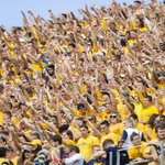 More than 13,000 @WVUStudents requested a ticket for Saturdays opener! #HAILWV #WVU125 https://t.co/SOnWZDMBEg