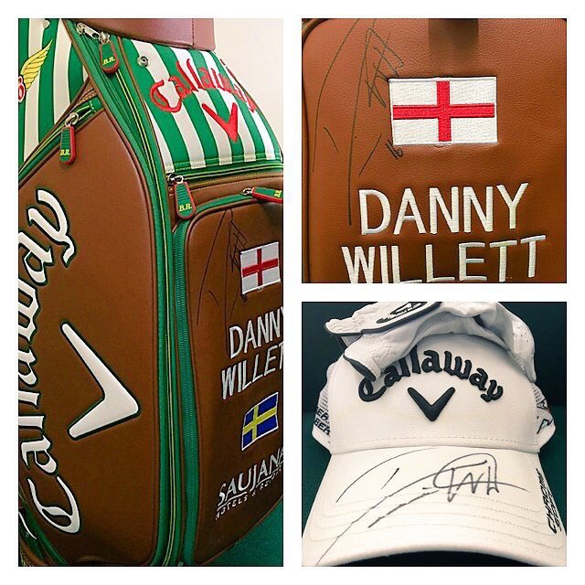 All you need to do is RT & follow for your chance to win @Danny_Willett's signed US PGA bag, signed hat and glove! https://t.co/PcZutJntkb