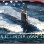 Attack Sub Sponsored by MICHELLE OBAMA Delivered to US NAVY https://t.co/yu2sNmtrqa #MichelleObama #USNavy #SSN786 https://t.co/6tybYVXVjy