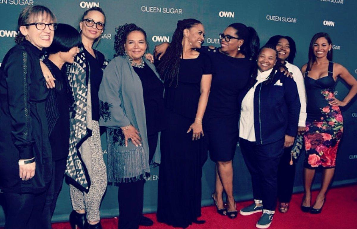 @AVAETC/@oprah hire all femme #directors; Candler, Kim, Mahoney, Barnette, Mabry, Hamilton, Richardson. #QueenSugar https://t.co/IWFkCvNIvQ
