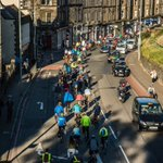 Its decision day in Edinburgh  What future can we expect for our city?  Car dominated or bike friendly?  #OptionA https://t.co/YVw4rSMf5Q