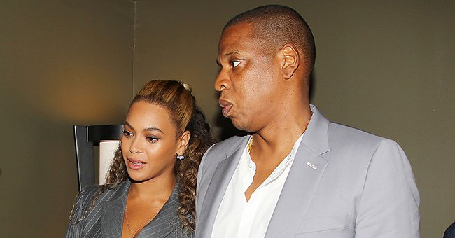 The MTV VMAs after-party snap of Beyonce and Jay Z that *everyone's* talking about...