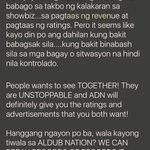 Lakas-loob ito...  To @gmanetwork & @EatBulaga   Kindly spare some time to read.   #ALDUBWaitingForYES https://t.co/6XoAGWxWgi