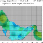 البحر هادىء الموج حسب آخر الرصدات، ومن المتوقع أن تستمر الأجواء المناسبة للأنشطة البحرية حتى نهاية الأسبوع. #قطر https://t.co/XR3Tyw6xcB