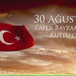 """""""Varlık içinde Bayrak sökenlerin değil, yokluk içinde Bayrak dikenlerin bayramıdır.! """" #30agustoszaferbayramı https://t.co/2r1k8AHDWQ"""