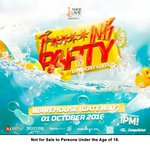 @F_INKPARTY !!  01 OCTOBER (Sat) AT WAVEHOUSE (Gateway)  1pm - 11pm  Tickets are now available at Computicket 🙌 https://t.co/nZgyuMtGI6