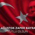 30 Ağustos Ruhuyla Atatürkün Ufkuyla Yarınlara Yürü Türkiye Beşiktaş Seninle 30 Ağustos Zafer Bayramı Kutlu Olsun https://t.co/sHuNLdQhV8