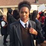 Unathi Gongxeka was told she will not write her exams if she does not change her Afro. Read The Herald for more. https://t.co/H6qIxugNqB