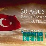 Pamukkale Teknokent/Pamukkale TTO olarak 30 Ağustos Zafer Bayramınızı Kutlarız... #30Ağustos #ZaferBayramı https://t.co/ucPeGn9vli