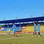 Skuad PBFC U-21 Saat Melakukan Ujicoba/Latihan Resmi di Std. Andi Mattalatta Makassar. #AyoPesutMuda https://t.co/4fR3CZBWGH