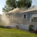 FIRE: Springfield Dr. south of Wimberg Rd. @MFDstation5  and @GermanTwpFire on-scene. https://t.co/2wvDAQgpKr