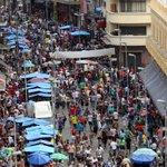 IBGE: Brasil tem mais de 206 milhões de habitantes https://t.co/HuM7TBlqwy https://t.co/CWOsQyijPi
