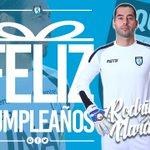 ¡Feliz cumpleaños, Rodrigo Naranjo! Simplemente, nuestro gran capitán. Un referente. ¡Felicidades, Rodrigo! ⚽️🐲🎂 https://t.co/hKCnpLntQl