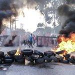 Em protesto contra Temer, marginais e rodovias são bloqueadas em São Paulo https://t.co/Yh4uep2zlk https://t.co/YL2mgs7JCL