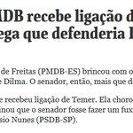 a política brasileira claramente feita só por gente madura, honesta e que não tá querendo prejudicar ninguém https://t.co/gyn8JcvSVV