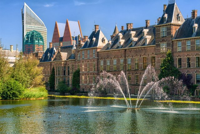 Hague is also full of great culture, dining, even beaches! ttot Netherlands @VisitHolland