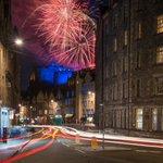 The @EdinburghTattoo fireworks over Edinburgh Castle & @GrassmarketEdin #Edinburgh #EdinPhotoWalks #EdinTattoo https://t.co/4dOzZ8pu62