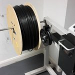 setting up another job on our cable cut & strip machine - made in #Sheffield @ADAssemblies custom cable assemblies https://t.co/QeAthWmWWm