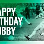Happy Birthday to @celticfc legend and Lisbon Lion, Bobby Lennox... All the best, Buzz Bomb. https://t.co/zMcBIYqMUK