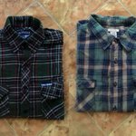Flanel blackstar S fit M & arizona XL #UGD #sangumartapura @BCSxPSS_1976 @CS_SHOP1976 @ELJA_Kaskus @UltrasPSS_1976 https://t.co/TDN8SIRLIt